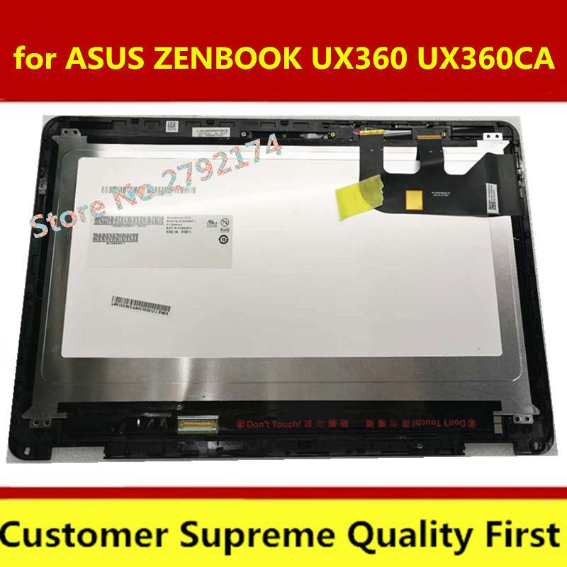 """13.3/"""" Asus Zenbook UX360C UX360CA FHD IPS LCD LED Display Touch Screen Assembly"""
