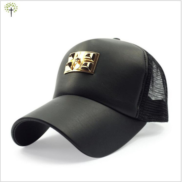 Sping verano bordado hebilla de metal gorras de béisbol para hombres y  mujeres larga curva visera 7f668094823