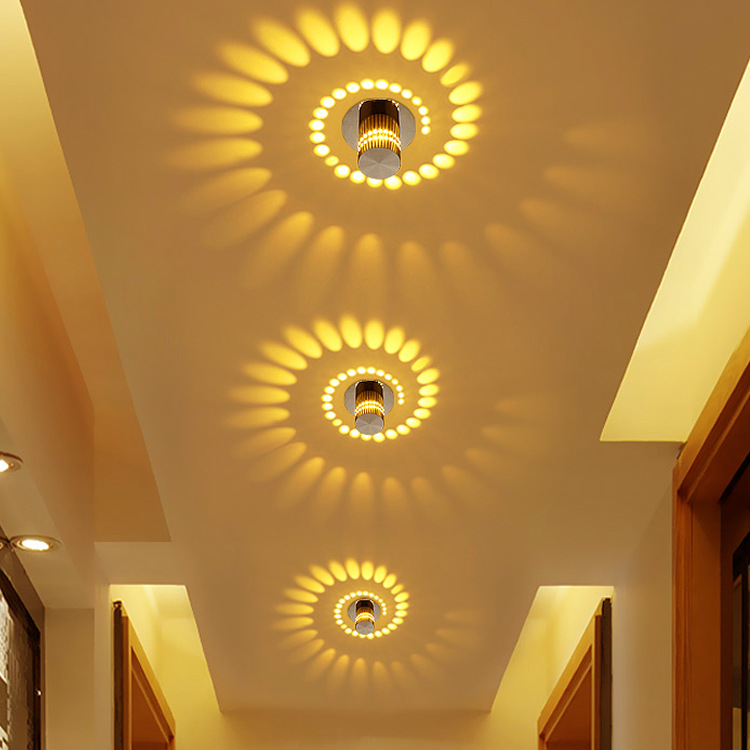 LED Wall KTV Hotel Der Bar Corridor Special Lamp TV Backdrop Sofa Lamp Cat NIUYAN Lights