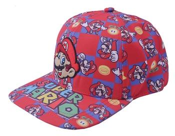 кепка Супер Марио 1