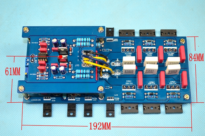 C5200 Power Tube Hifi Power Amplifier Board Promote The Production Of Body Fluid And Saliva Consumer Electronics 100% True 300w Dartzerrel Hb-108 3*a1943