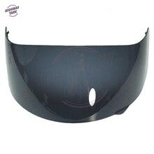 Dark Smoke Full Face Helmet Visor Shield Case for AGV GP-Pro S4 Airtech Stealth Q3 Titec