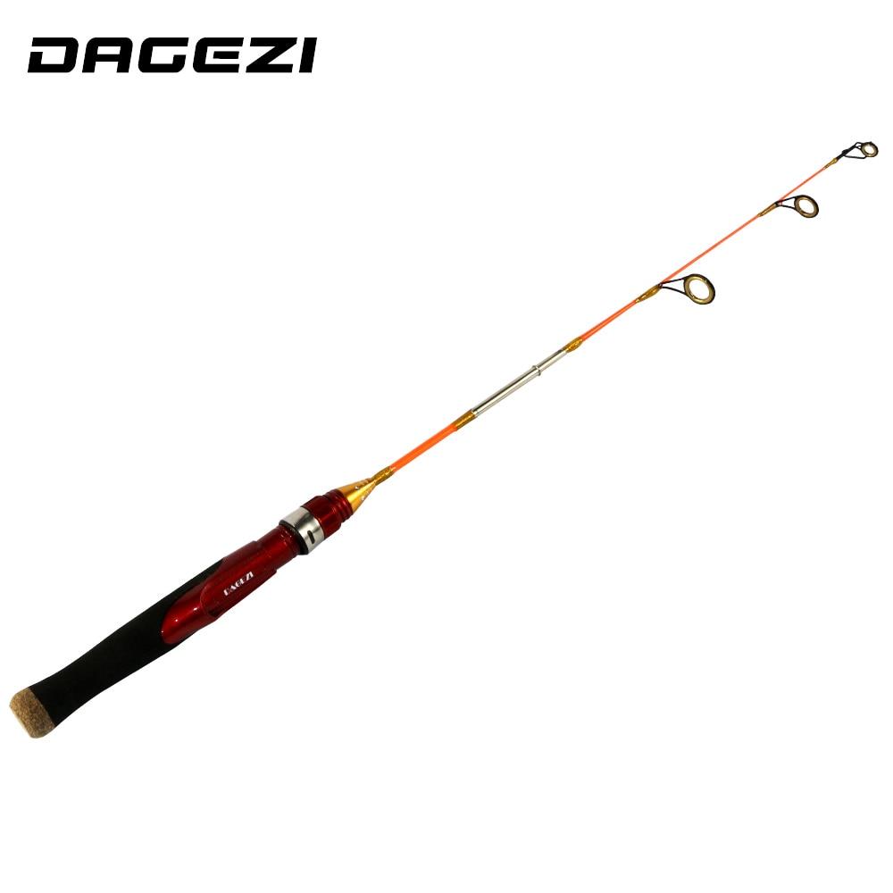 Buy dagezi ice fishing rods hort winter for Ice fishing supplies wholesale
