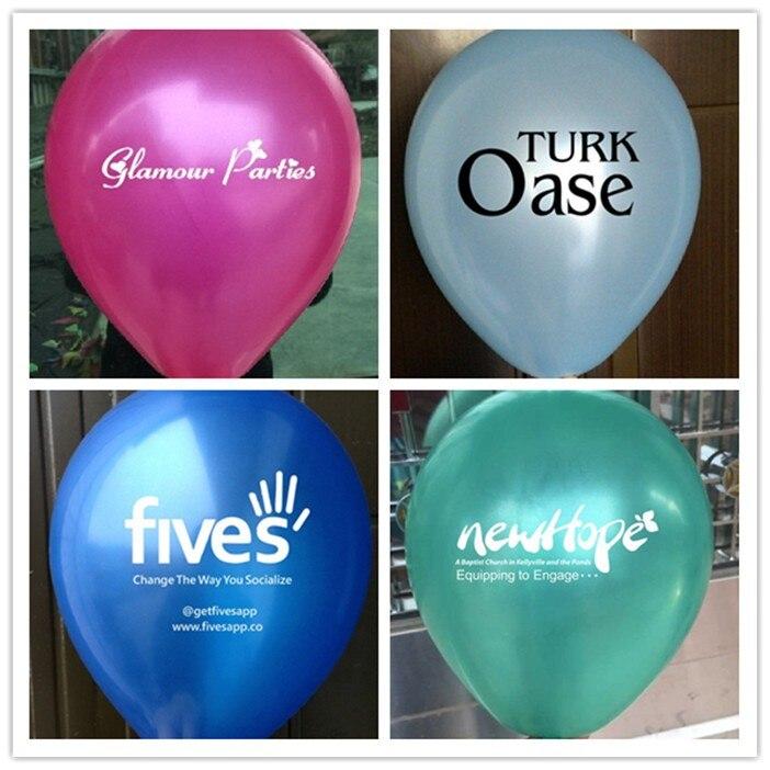 publicidade balões personalizados