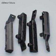 Shhworldsea 1 paar = 1 stücke rechts + 1 stücke links auto clips und autoverschlüsse vorne links rechts die stoßfängerträger für nissan tiida
