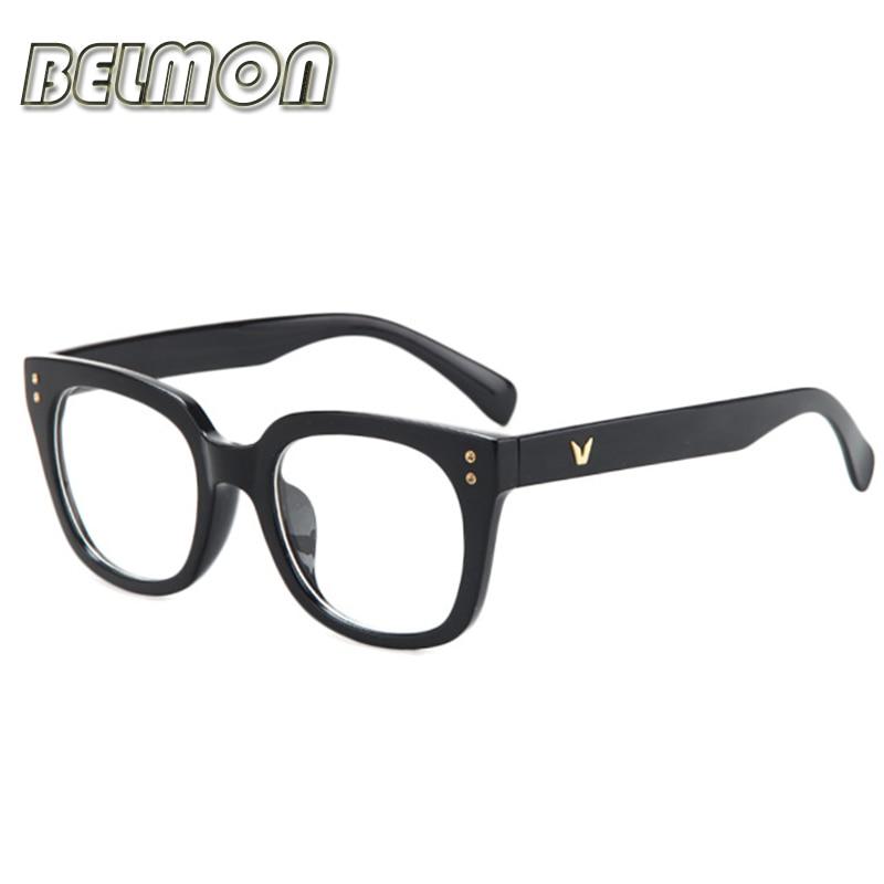 Spectacle Frame Women Eyeglasses Frame Men Computer Optical Male Eye ...