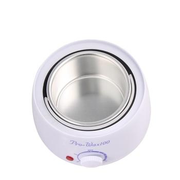 ANGNYA Professional Warmer Wax Heater Pot Hair Remover Mini Salon Spa Paraffin Wax Machine Temperature Control Depilatory S056