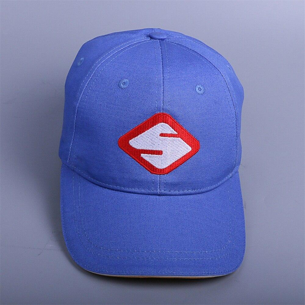 JP Manga Gurazeni Natsunosuke Honda Blue Snapback Hat Cosplay Baseball Cap (3)