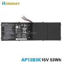 Honghay AP13B3K Laptop Battery for Acer Aspire V5 R7 V5 572G V5 573G V5 472G V5 473G V5 552G M5 583P V5 572P R7 571 AP13B8K