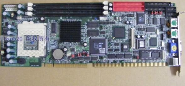 ECB-865-A1 R2M1E4 comprimento total da placa de controle industrial 616-00WSB68150 R2M1 placa de rede dupla