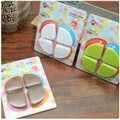 4pcs Children Protection Table Corner Baby Safety Silicone Protector Children Safety Edge & Corner Guards