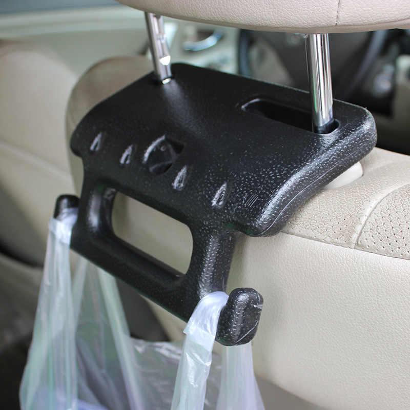Universal รถด้านหลังที่นั่งความปลอดภัยมือจับด้านหน้าสำหรับผู้สูงอายุผู้สูงอายุและเด็กเศษตะขอแขวนรถอุปกรณ์เสริม