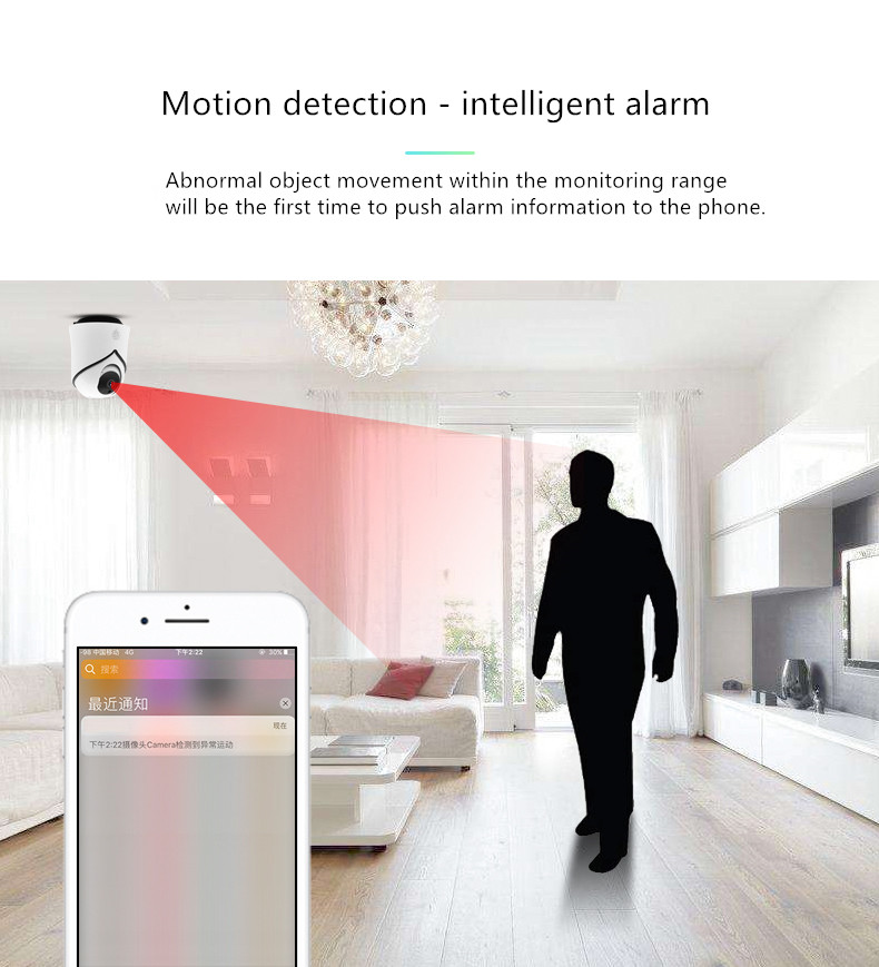 CHHD 720P IP Security Camera Wireless Surveillance Camera with Night Vision up to Motion Detection Alarm/Recording,CHHD 720P IP Security Camera Wireless Surveillance Camera with Night Vision up to Motion Detection Alarm/Recording,