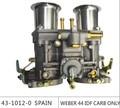 Sale!!!weber carburetor 44 IDF CARB para bug/bettle/vw dellorto carburetor with trumple horn