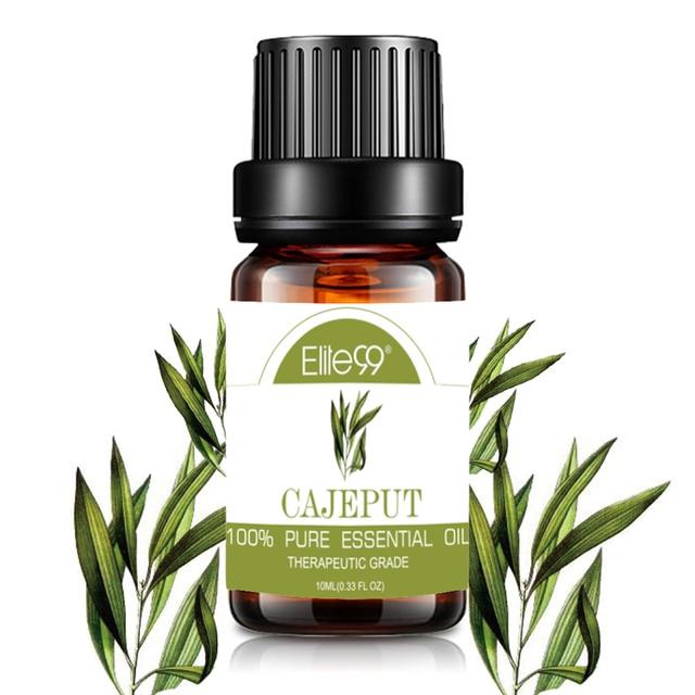 Elite99 10ml T Baum Ätherische Öle Für Aromatherapie Diffusoren Ätherische Öl Entlasten Stress Öl Massage Bade Hautpflege