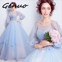 Genuo 2019 Women Sexy O Neck Mesh Tassel Dresses Female Glitter Dress Elegant Maxi Bodycon Party