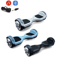 GERMANY STOCK 2 Wheels Bluetooth Hoverboard Self Balance Smart Electric Scooter Remote Bag