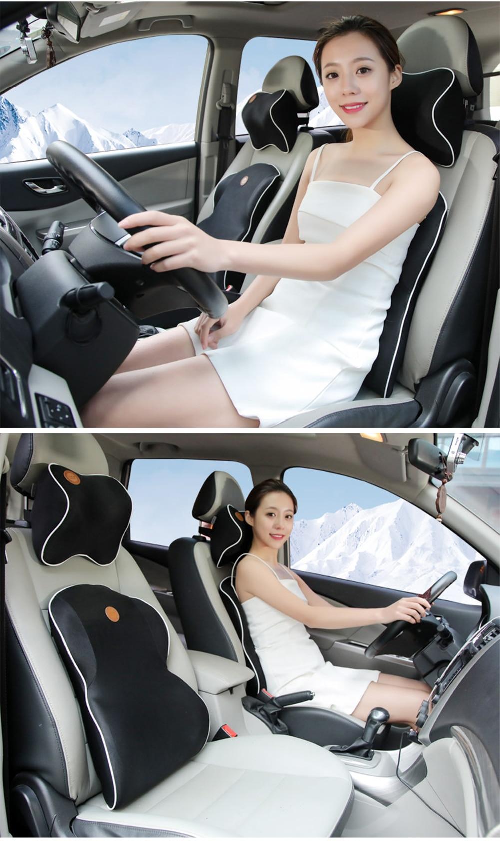Car Headrest 17