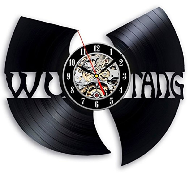 Classic Vintage Retro Vinyl LP Record Wall Clock Decorate Your Home With Modern Art Gifts For Kids Girls And Boys Saat