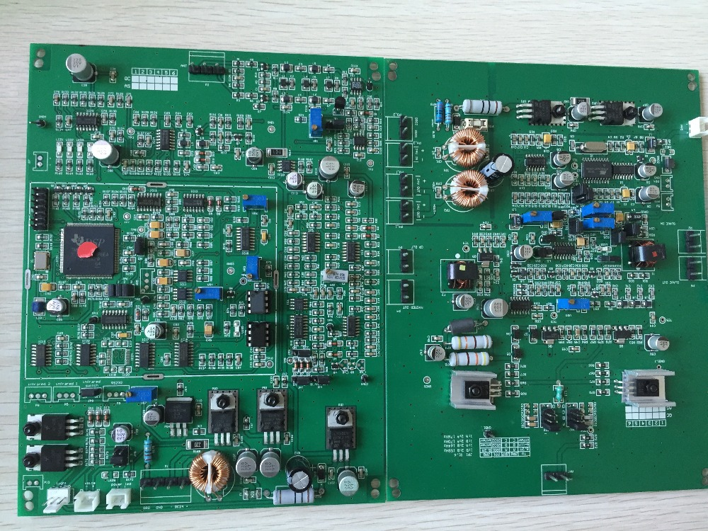 High Sensitivity Dual RX&TX Eas 8.2MHZ Rf Electronic Board With 2.0m Detecting Distances