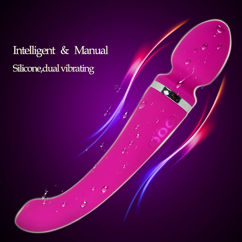 Intelligent Vibrator for Woman Dildo Vibrator Magic Wand Massage Sex Toys for Women Erotic Toys Sex Product for Couples Sex Shop sex product vibrators for woman g spot vibrating dildo vibrator magic wand stimulate massage sex toys for women man erotic toy