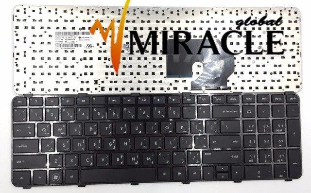 Image is loading NEW-Keyboard-For-HP-Pavilion-DV7-7000-DV7-