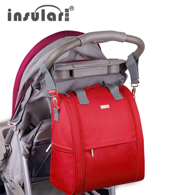Diaper Bag Organizer Backpack Brand Nappy Bags Baby Travel Maternity Bags For Mother Baby Stroller Bag Diaper Handbag купить в Москве 2019