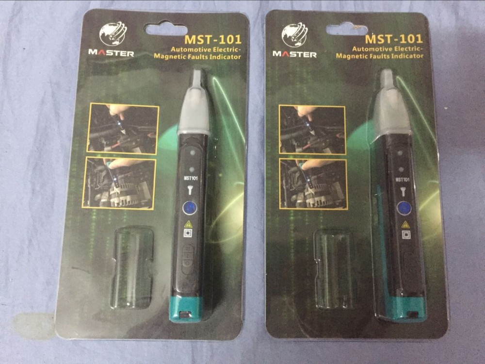 Inside Fan Motor Indicator MST-101 Auto Electric-Magnetic Faults Tester Pens