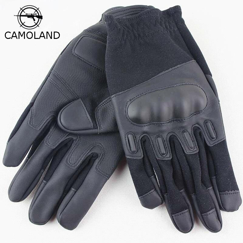Vorsichtig Neue Marke Taktische Handschuhe Militärische Armee Paintball Airsoft Outdoor-sportarten Schießen Polizei Kohlenstoff-hart Knuckle Volle Fingerhandschuhe Bekleidung Zubehör