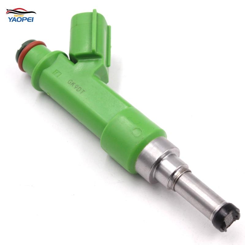 YAOPEI Fuel Injector Nozzle 23250-0V030 23209-0V030 232500V030 232090V030 23250 0V030 For Toyota Highlander 2.7