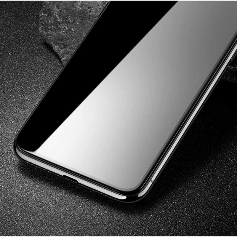 Nowa 5D pełna hartowana obudowa szklana dla iPhone 11 pro max X 6 6S 7 Plus pełna ochrona ekranu ochronna dla iPhone XS Max XR Glass