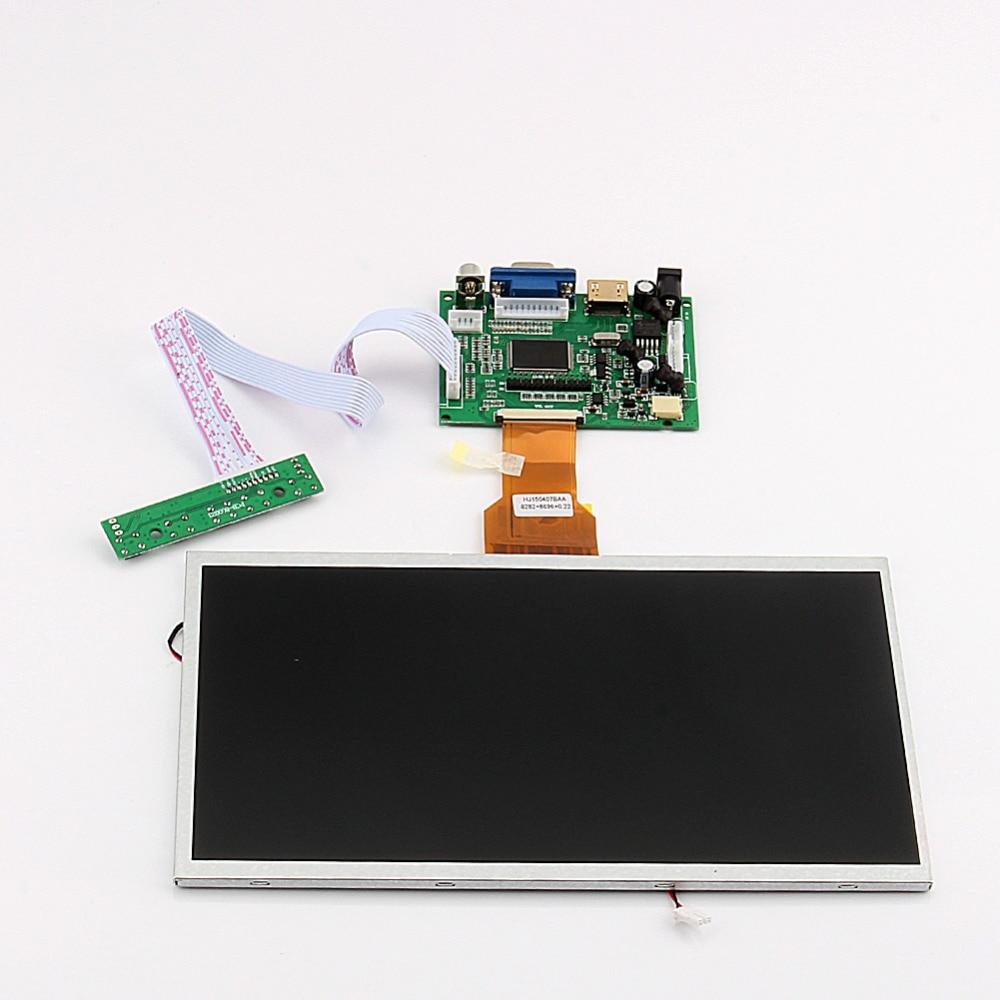 10 inch Raspberry pi Display LCD TFT Shield Display Module HDMI+VGA+Video Driver Board for Raspberry Pi