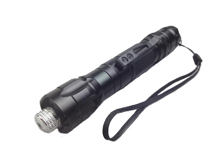 532nm Green Light Star Pen Green Laser Flashlight Double Protection Flashlight High Quality Adjustable Focus|Laser Flashlights| |  - title=