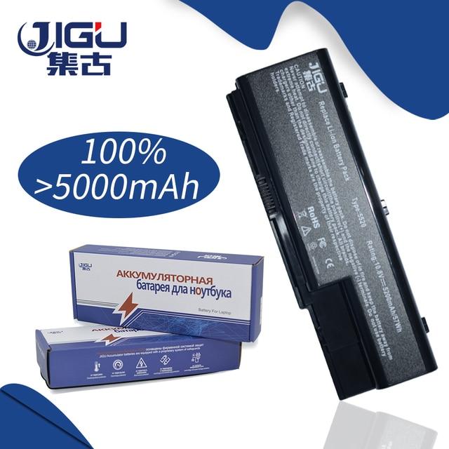 JIGU 6 Cells Laptop Battery For Acer Aspire 7530 7535 7540 7720 7730 7735 7736G  7738 7740 8730 8920G 8930 For Extensa 7630 7230