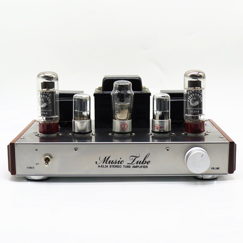 Aiqin Hifi Exquis El34 Tube Amp Single Ended Class A