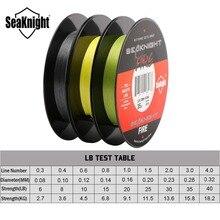 SeaKnight FIRE 150M 300M Fishing Line Fire Filament Line Smooth PE Fire Fishing Line MONO Floating Line Saltwater 6 8 10 20 40LB