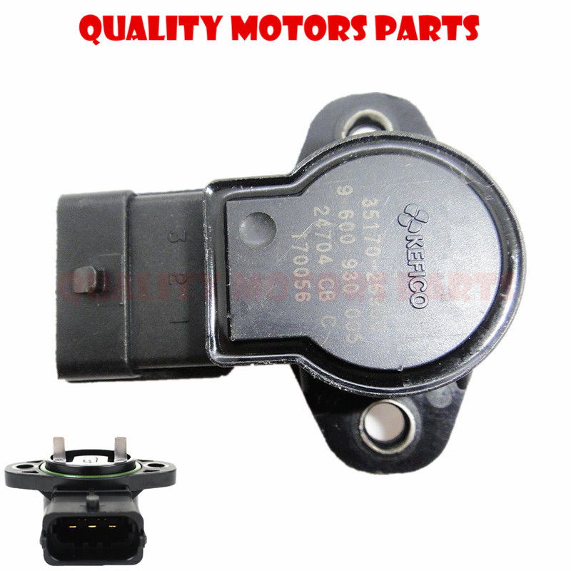 Throttle Position Sensor Hyundai Accent: GENUINE Throttle Position Sensor For 06 11 Hyundai Accent