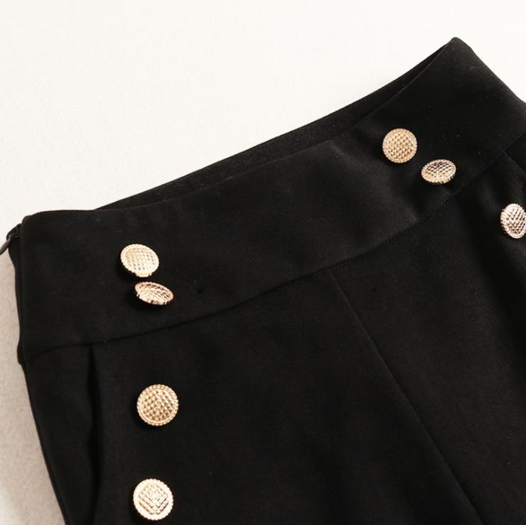 Gambe Di Alto Modo Manicotto Delle Della 2019 Maglione Con Americano Del Vestito Lanterna Pantaloni Stile Collo Nuovo Europeo E Donne Lana Molla Le ECwq71f