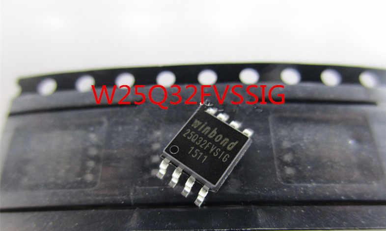 Бесплатная доставка Новый W25Q32FVSIG W25Q32FVSSIG
