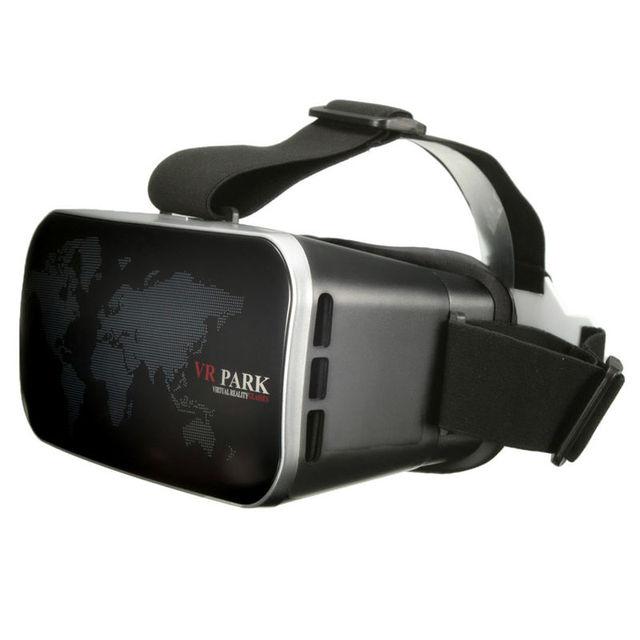 Мода Универсальный Виртуальной Реальности Vresion Гарнитура 3D Фильмы Видео Игры Очки VR Для 4.0-6.0 ''Смартфон 3D видео-Очки