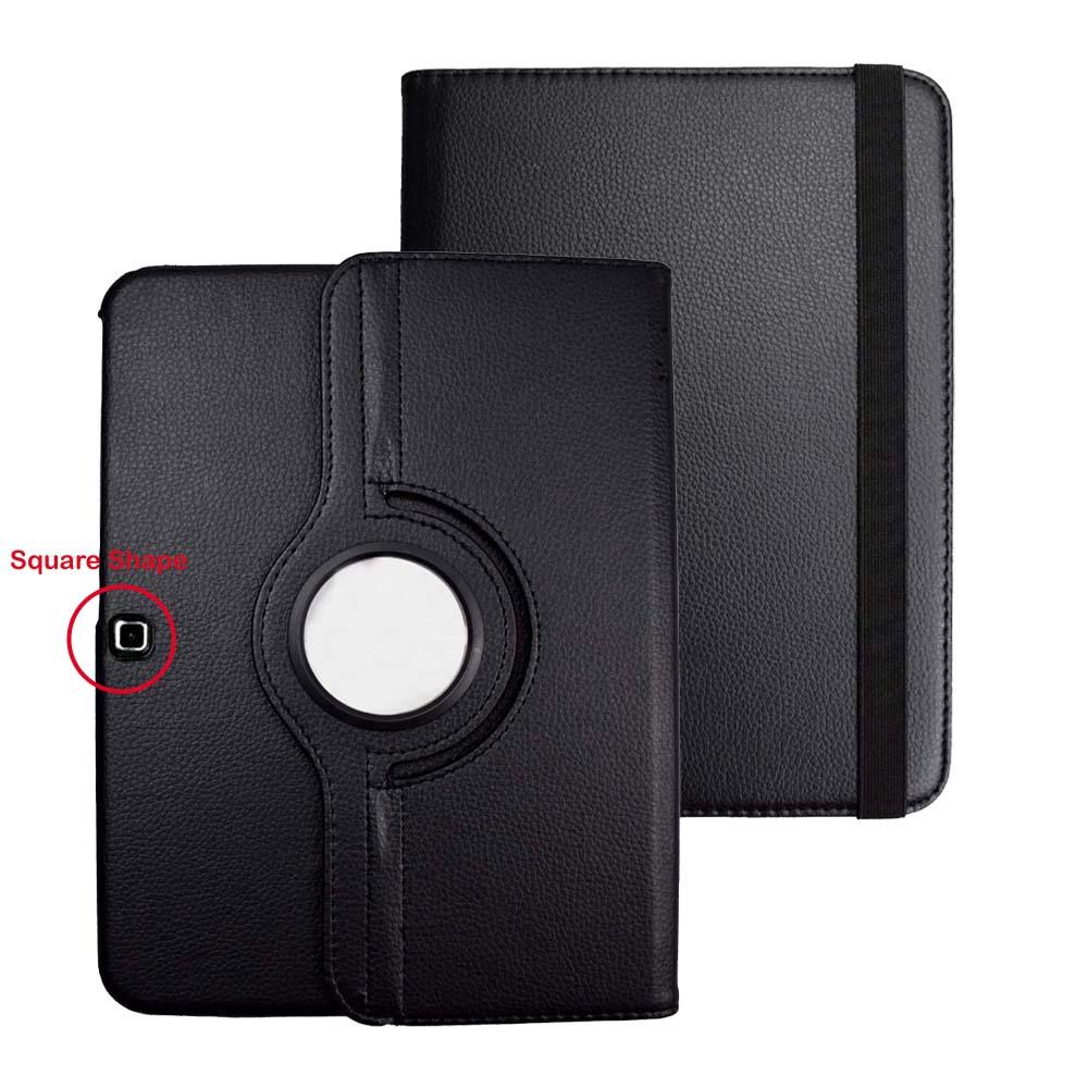 sm T530 T531 T535 cubierta giratoria de soporte de múltiples - Accesorios para tablets - foto 4