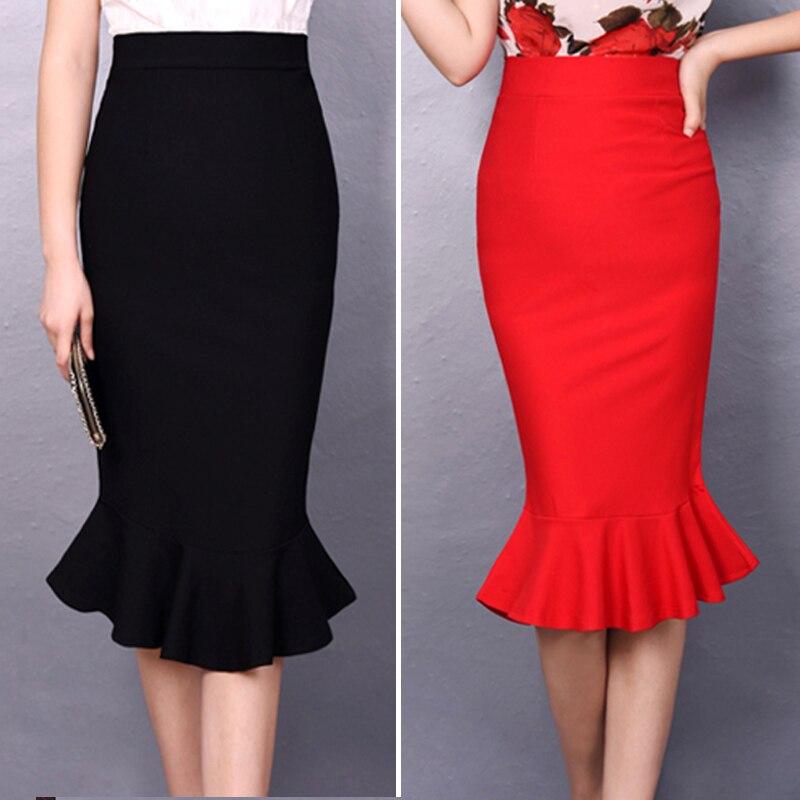 Online Get Cheap Black Formal Long Skirt -Aliexpress.com | Alibaba ...