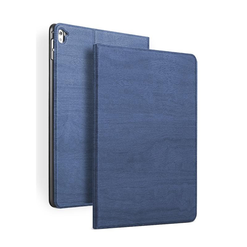 PU Leather Flip Stand Case for funda iPad Pro 9.7 case Wood Grain Ultra Slim Smart Case for iPad Pro 9.7 capa para+stylus pen
