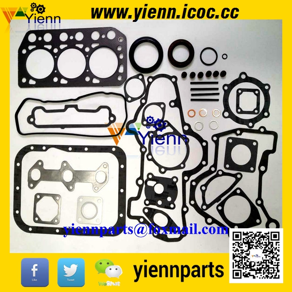 Aliexpress Buy Overhual Gasket Set Mm434004 With Head