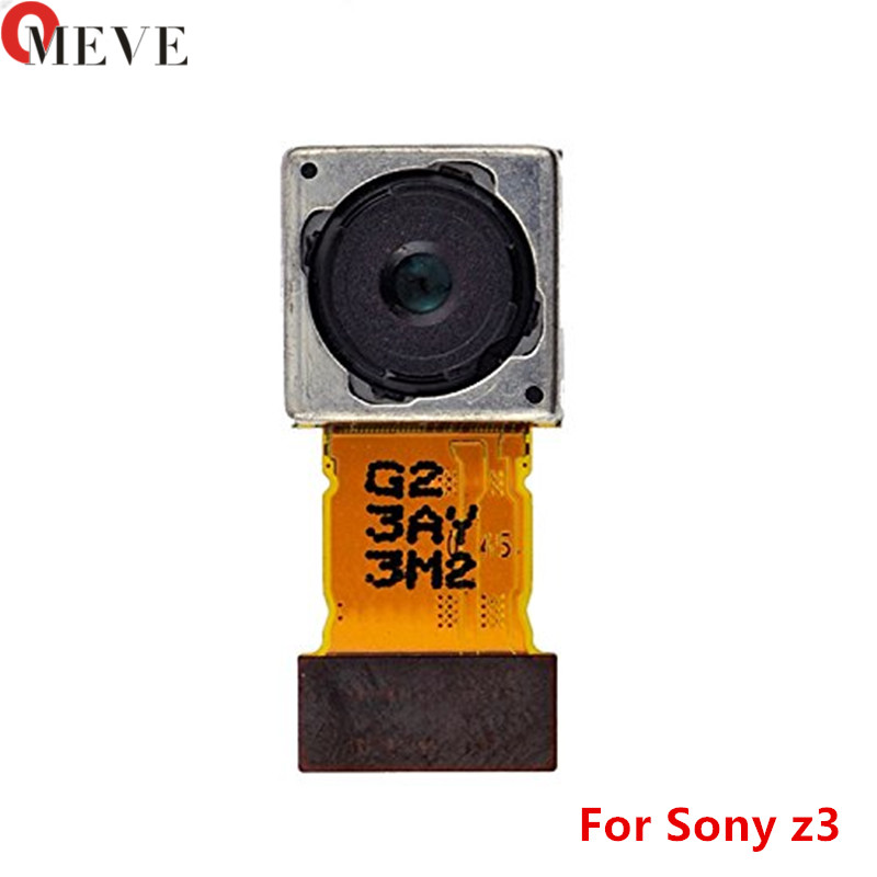 For Sony Xperia Z1 Z3 Z5 Compact Mini Z4 Z3 Z5 Plus Z5 Premium Z2 Rear Back Camera Module Flex Cable Ribbon Parts