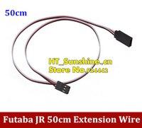 Universele Servo Verlengkabel Wire Kabel voor Futaba JR RC Servo 50 cm Hoge Kwaliteit
