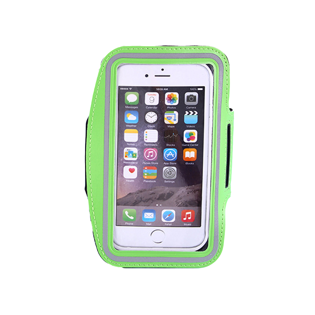 Hot Sale Durable Running Jogging Sports Gym Arm Band Strap Case Cover For Iphone 7 6 6s 6 Plus 5 5s 5c Se Waterproof Phone Bag Case Lustrous
