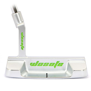 Image 2 - High quality PVD Finishing Carbon Steel CNC Milled Golf putter sliver golf clubs freeshipping