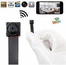 HD 1080 P WI-FI мини Камера P2P DIY Беспроводной Камера Модуль Движение Активированный видеокамера пульт дистанционного управления для andorid или IOS Телефон