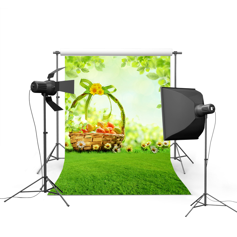 Happy Easter Photography Background For Baby newborn children photo Backdrop For photo studio Props home decoration GE-035 retro background christmas photo props photography screen backdrops for children vinyl 7x5ft or 5x3ft christmas033